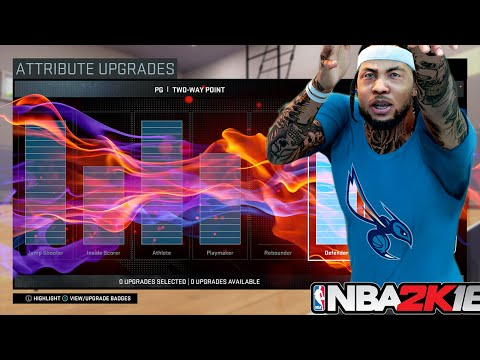 nba-2k16-|-fast-way-to-make-your-my-player-99-|-how-to-make-a-monster-pg-,sg,-&-sf