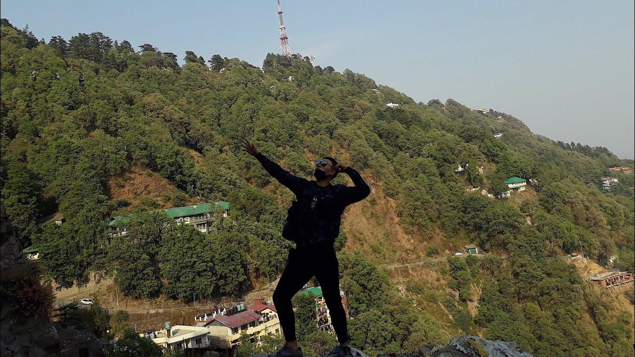 히말라야 산맥, 내 고등학교 [여행 브이로그/인도 머쑤리] // Mussoorie Trip