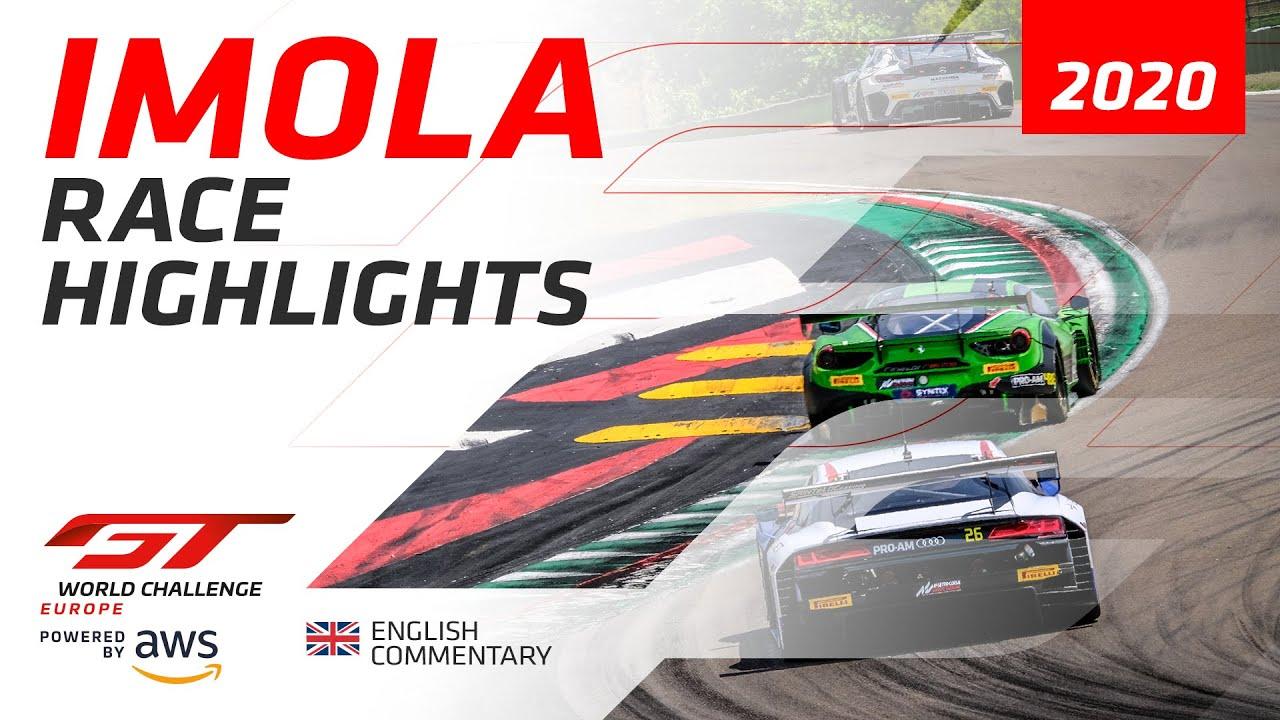 IMOLA - GTWC Europe - Race Highlights - SPOILER! - Motor Informed