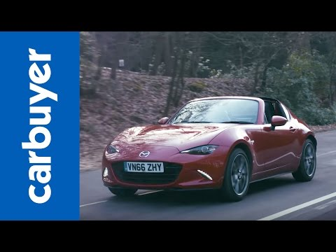 Mazda MX-5 RF hardtop review - Carbuyer