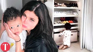 Download Inside Stormi Webster's Amazing Closet