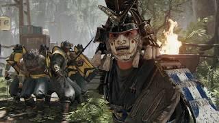 For Honor - самураи 3.2 выживает сильнейший