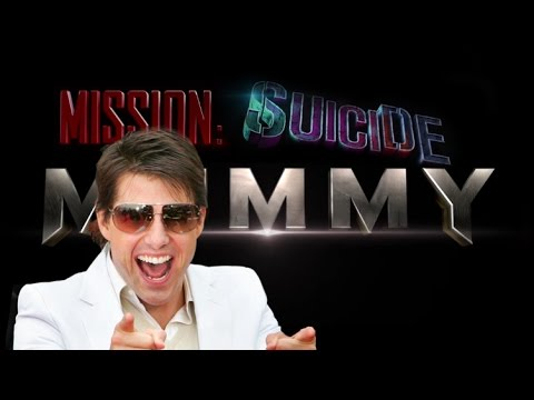 Mission Suicide Mummy (2015 - 2017) fun parody