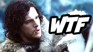Game Of Thrones Season 7 and 8 Shorter WTF