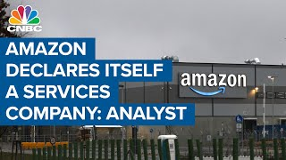 Amazon declares itself a services company on CEO transition from Jeff Bezos to Jassy: D.A. Davidson