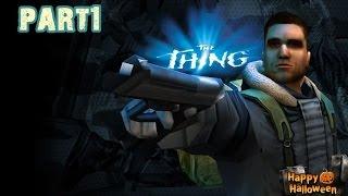 The Thing  part 1 มหันตภัยจากนอกโลก