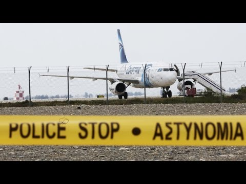 Conversation: Preventing Aircraft Hijackings