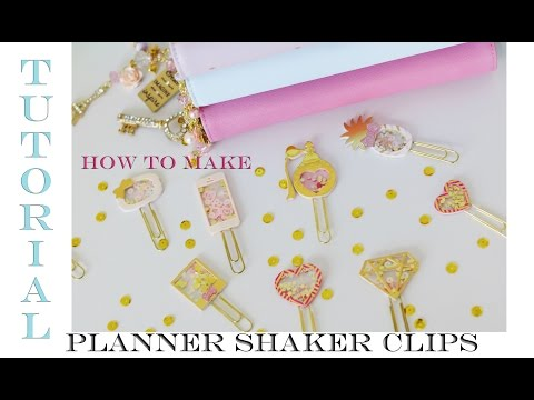 💕SHAKER CLIPS💕 TUTORIAL *HIGHLY REQUESTED*