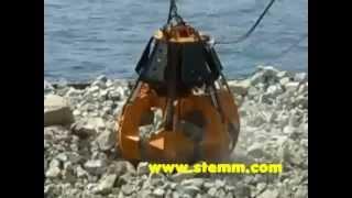 STEMM Rocks Orange Peel Grab
