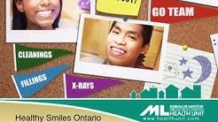 Healthy Smiles Ontario