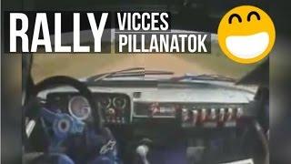 Magyar rally | Vicces pillanatok...