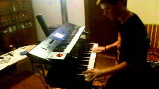 Sonata Arctica - Kingdom for a heart (keyboard cover)