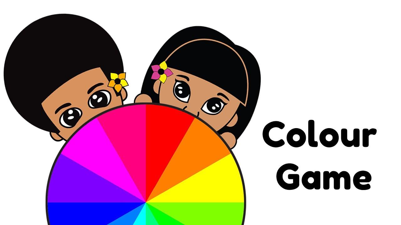 SAMOAN COLOUR GAME - YouTube