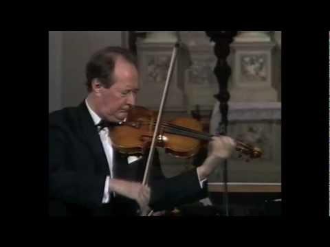Giuseppe Tartini - Concerto for violin in G-minor, 2 mov. solo violin - Igor Ozim
