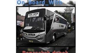 Download Video Trip Report bus Budiman Tasik - Depok MP3 3GP MP4