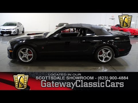 2006 Ford Mustang GT, Gateway Classic Cars Scottsdale #304