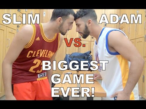 Thumbnail: BIGGEST BASKETBALL GAME OF MY LIFE!!!!!!!!!!