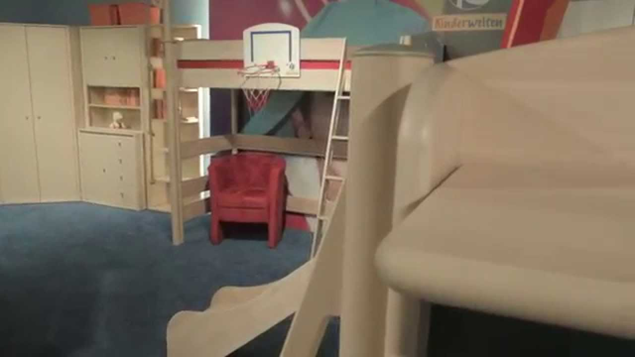 Ostermann paidi spielbett fleximo youtube - Ostermann kinderzimmer ...