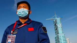 Cina: il lancio dello Shenzhou-13