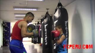 Clases de Boxeo para niños en Peru Fight Academy