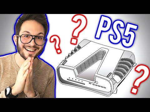 Le design de la PS5 dévoilé via un brevet officiel de Sony ?