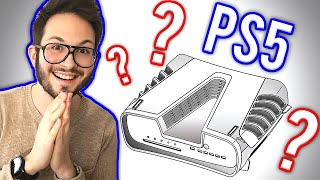 Le design de la PS5 dévoilé via un brevet officiel de Sony ?