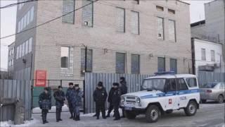 Валерий Шунт – Бутырская тюрьма