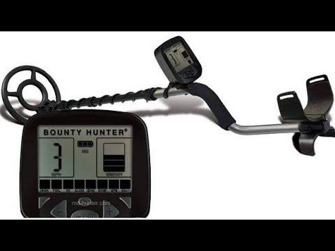 Bounty Hunter Gold Detector De Metales - Tutorial En Español