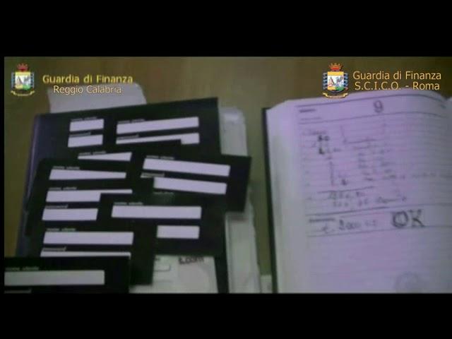 Reggio Calabria-Estradato latitante Antonio Ricci.