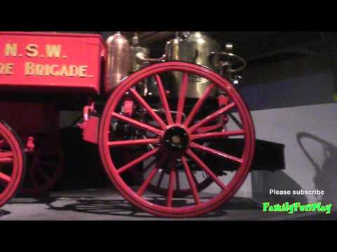 A visit to the Sydney Powerhouse Museum - part 2
