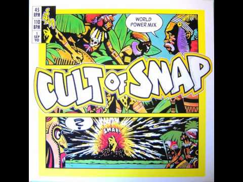 Snap - Cult of Snap (World Power Mix)