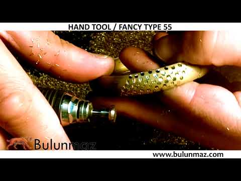 Hand Tool | Fancy Type 55
