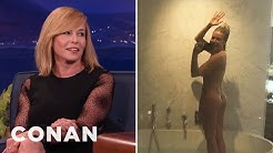 Chelsea Handler Didn't Have Sex For A Year  - CONAN on TBS