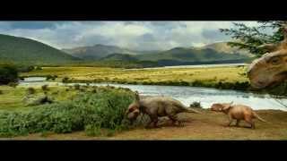 Прогулки с динозаврами 3D смотреть онлайн фильма трейлер