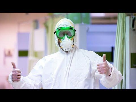 Ситуация с коронавирусом в Иране