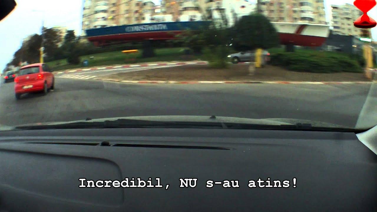 Amestecate din trafic (19) [filmare trafic]