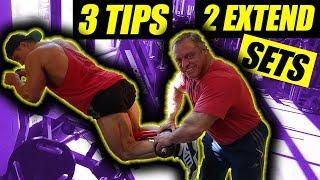 3 Tips to Build Massive Hamstrings