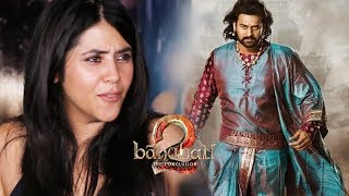 Baahubali 2 doesn't come in film category - ekta kapoor's shocking reaction