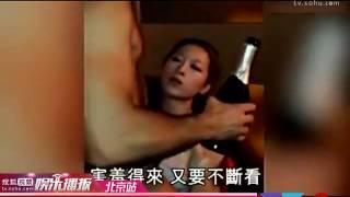 嫩模Suki参加淫乱派对 与丁字裤男子火辣交锋