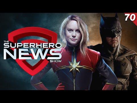 Superhero News #70: Shifting the Tone of DC Films (with Dani Fernandez)