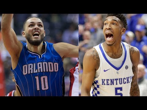 The Orlando Magic Desperately Need Malik Monk | 2017 NBA Draft