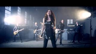 (lyrics) ENGLISH + SPANISH Faster by within temptation I can't see,...