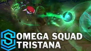 Omega Squad Tristana Skin Spotlight - League of Legends