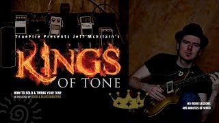 Guitar Lessons - Kings of Tone - Introduction