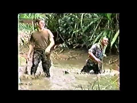 Green Hell Fort Sherman Panama 1993.wmv
