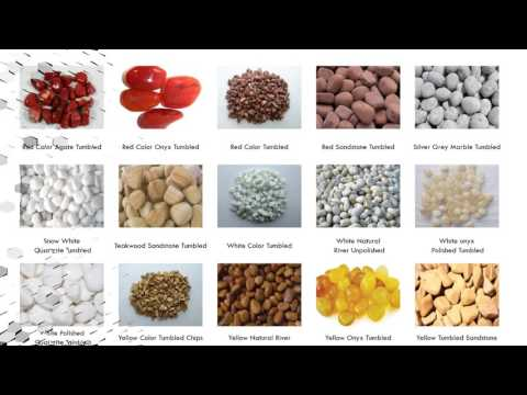 Pebble Supplier In India
