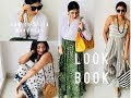 Handbag LookBook 2018 | How to Style different bags | Indian Summer Fashion Trends | Glitter & Glaze