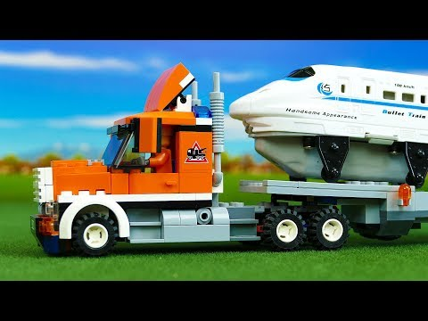 Trucks & Cars | Train Toys For Kids