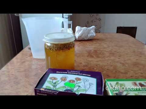 рецепт настойки против простудных заболеваний и гриппа