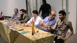 """Novelas Graficas """"Una Batalla de Amor"""" y """"Visión de los Incas"""" Feria de Libro Guayaquil Ecuador"""